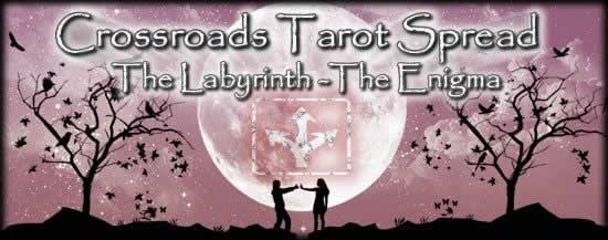 Crossroads Tarot Spread