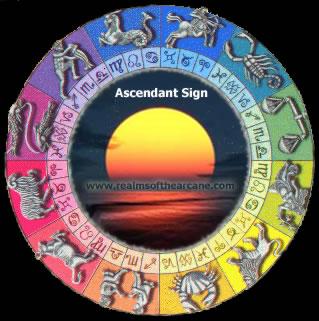 Ascendant sign