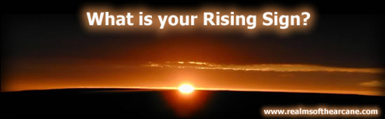 Rising Sign - Astrology